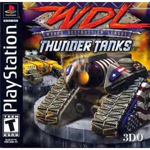 World Destruction League WDL