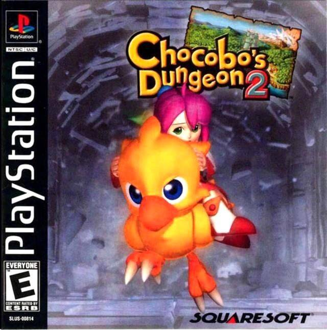 Chocobos Dungeon 2