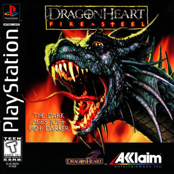 Dragon Heart: Fire and Steel