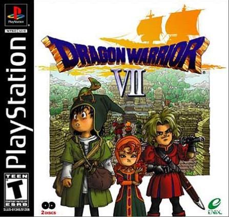 Dragon Warrior VII 7