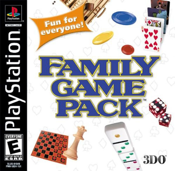 Family Game Pack