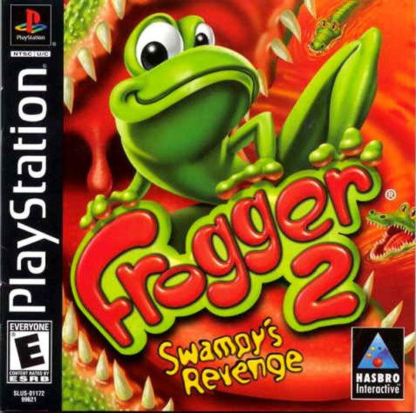 Frogger 2: Swampys Revenge