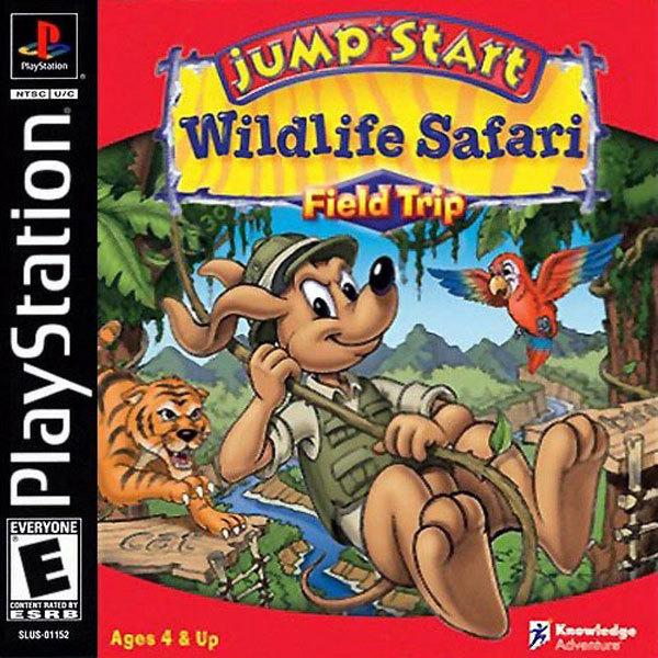 Jumpstart Wildlife Safari