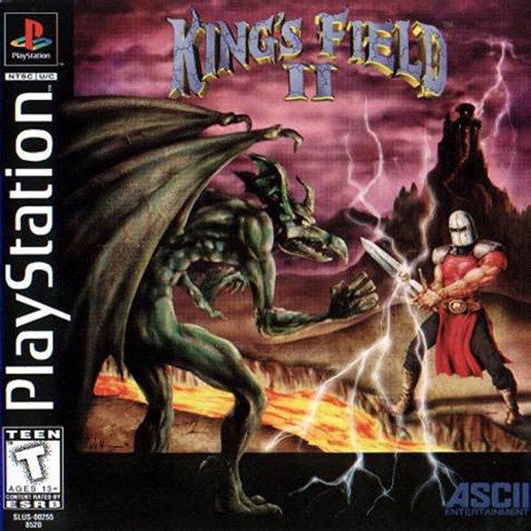 Kings Field 2