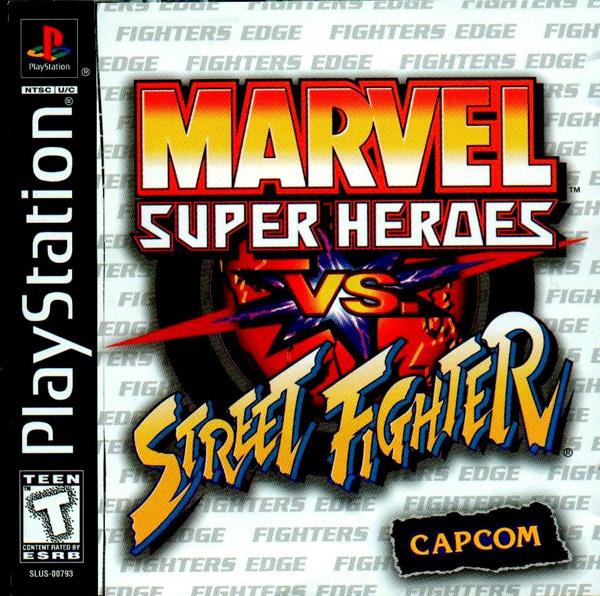 Marvel Super Heroes vs. Street