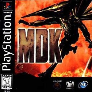MDK Murder Death Kill