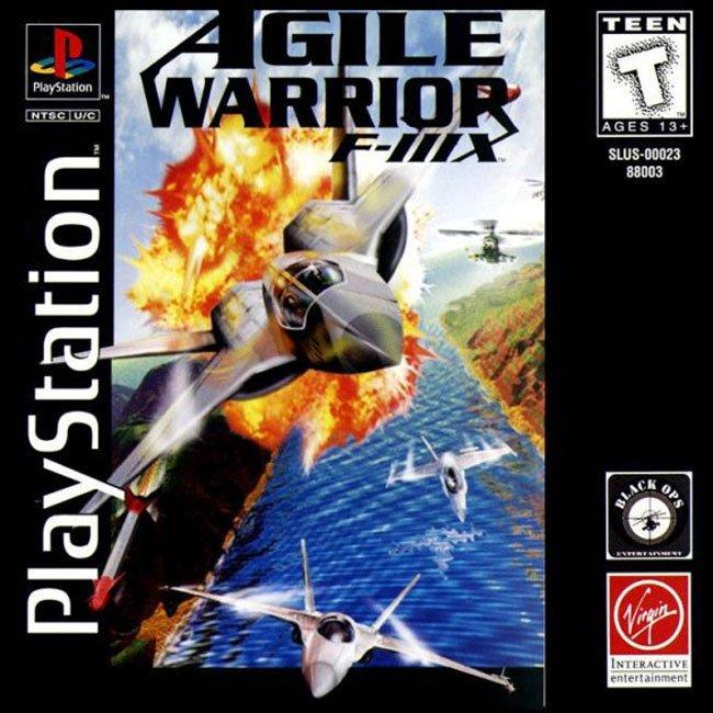 Agile Warrior F111X