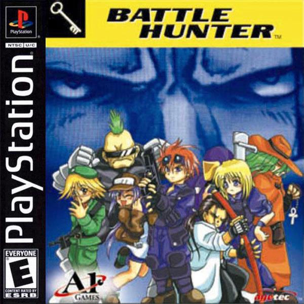 Battle Hunter