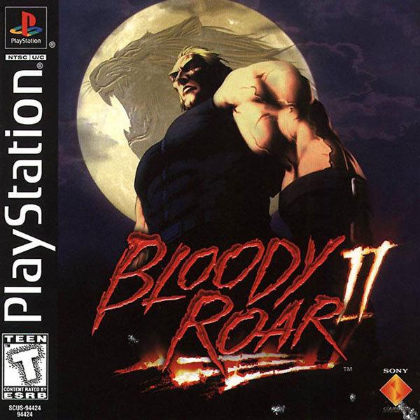 Bloody Roar II 2: New Breed