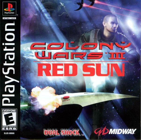 Colony Wars III Red Sun