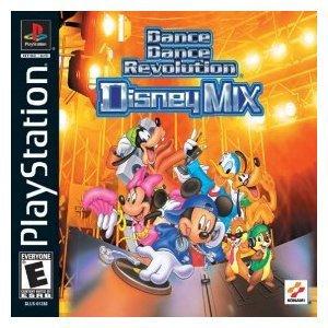 Dance Revolution: Disney Mix