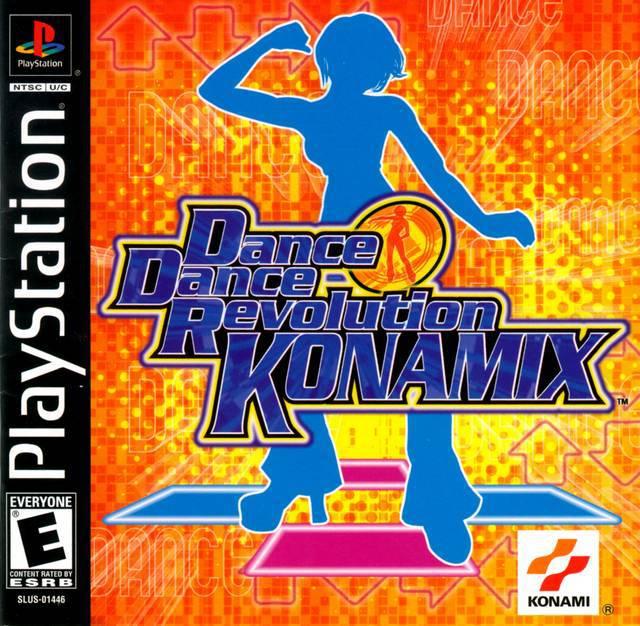 Dance Revolution: Konamix