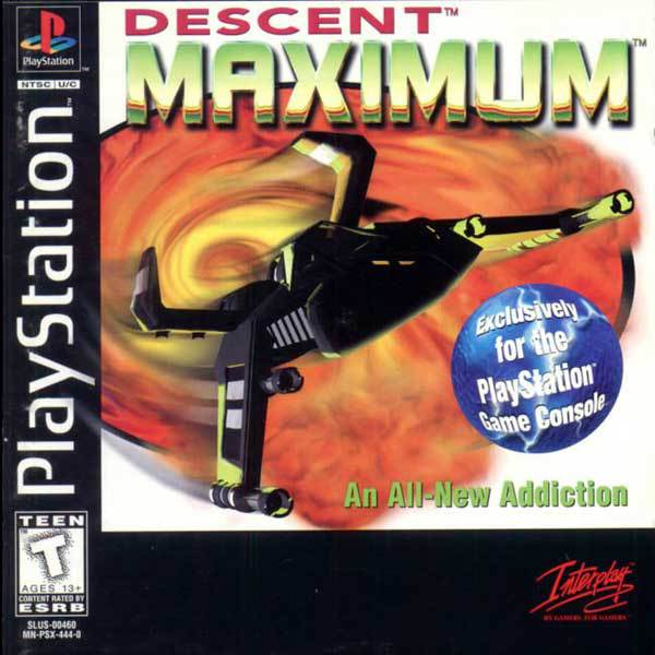 Descent Maximum