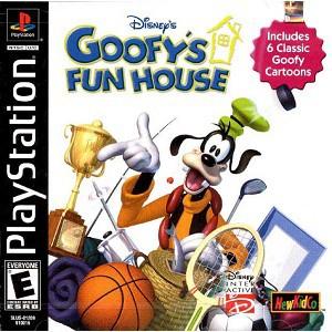 Disneys Goofys Fun House