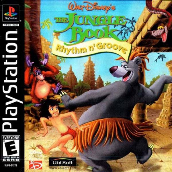 Disneys The Jungle Book Rhythm
