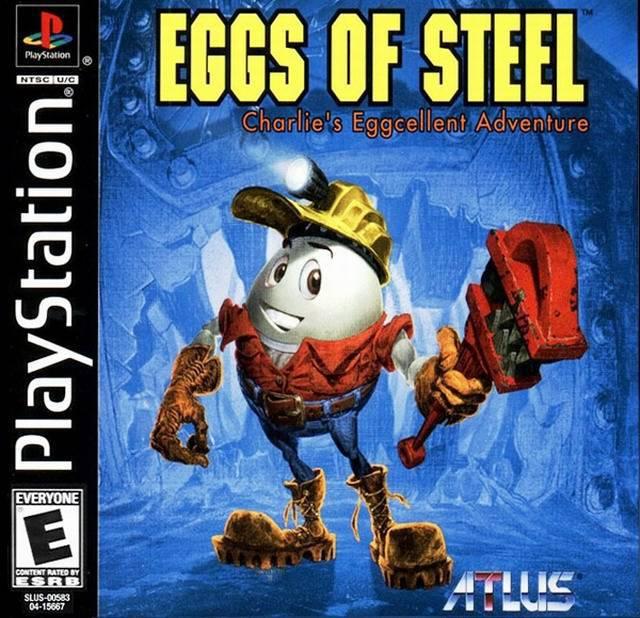 Eggs of Steel