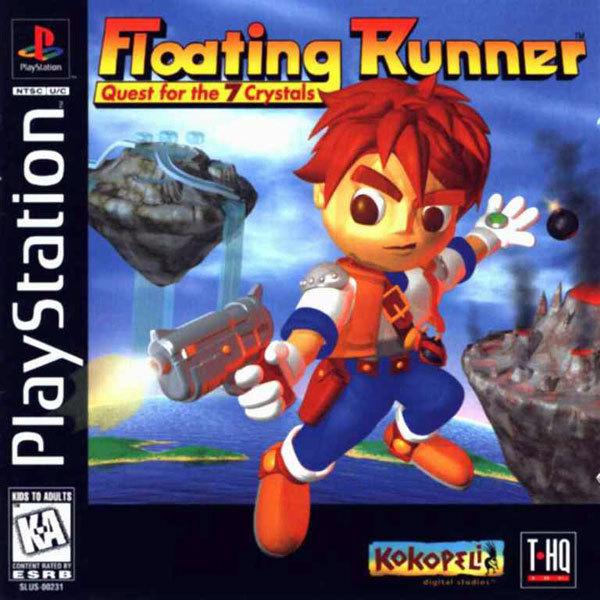 Floating Runner