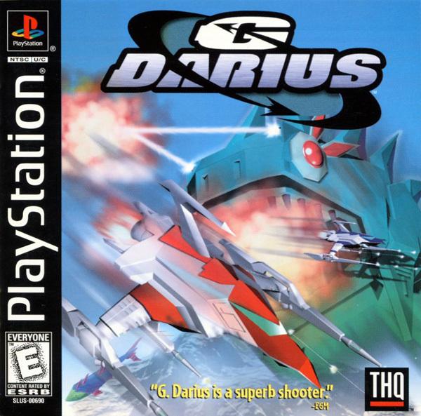 G Darius