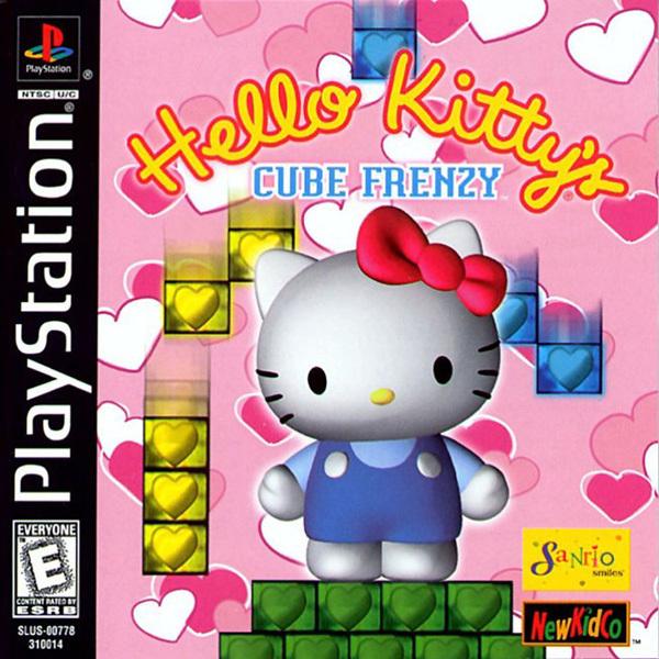 Hello Kittys Cube Frenzy