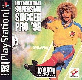 International Soccer Pro 98