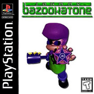 Johnny Bazookatone