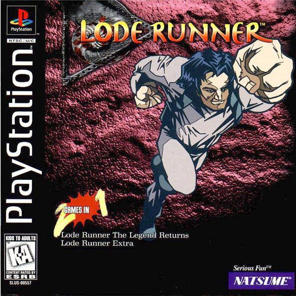 Lode Runner The Legend Returns