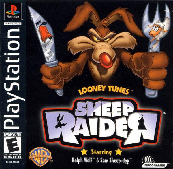 Looney Tunes: Sheep Raider