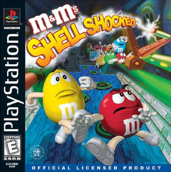 M & Ms Shell Shocked