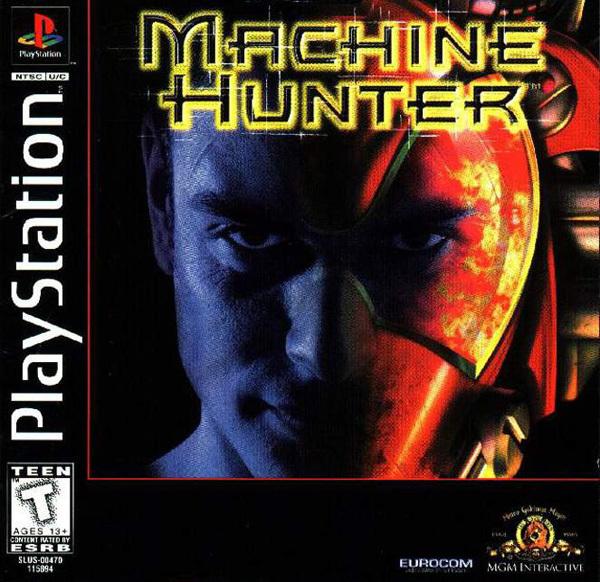 Machine Hunter