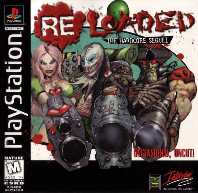 Reloaded: The Hardcore Sequel
