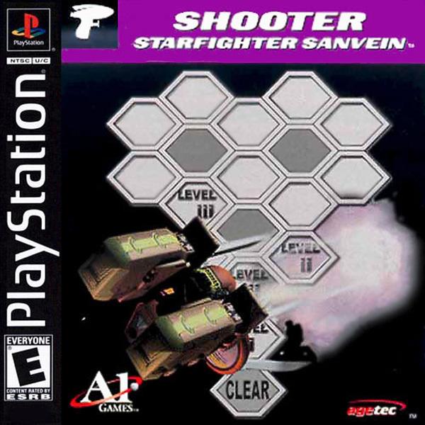 Shooter: Starfighter Sanvein
