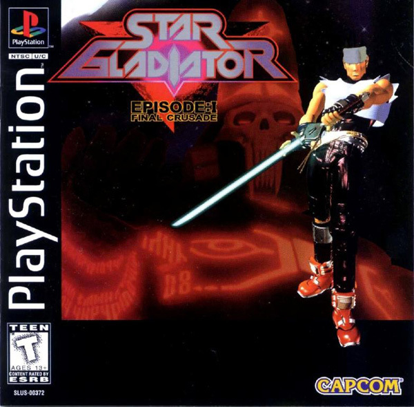 Star Gladiator: Episode 1