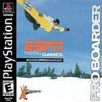 ESPN X Games ProBoarder
