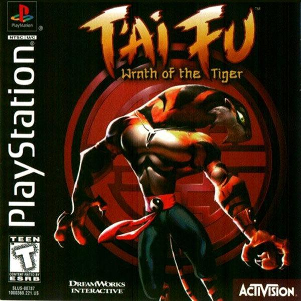 Tai Fu: Wrath of the Tiger