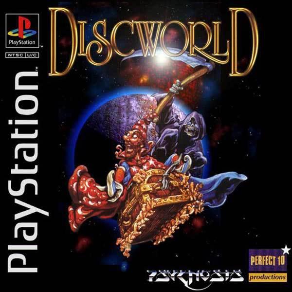 Terry Pratchetts Discworld