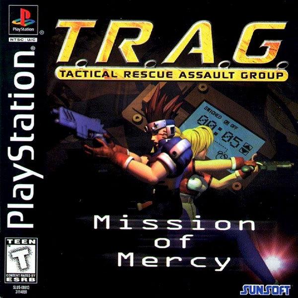 TRAG: Mission of Mercy
