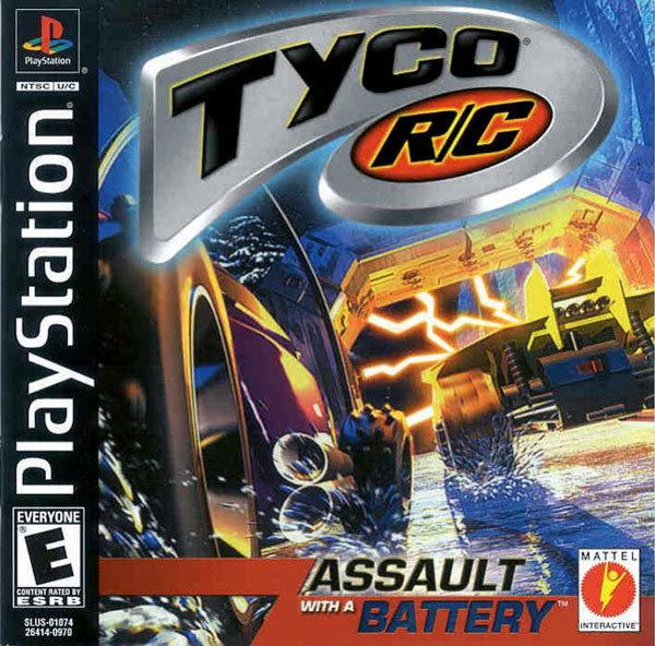 Tyco RC Assault
