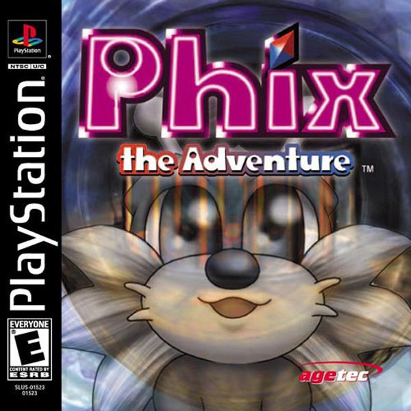 Phix the Adventure