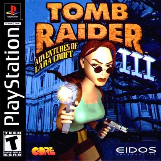 Tomb Raider III 3