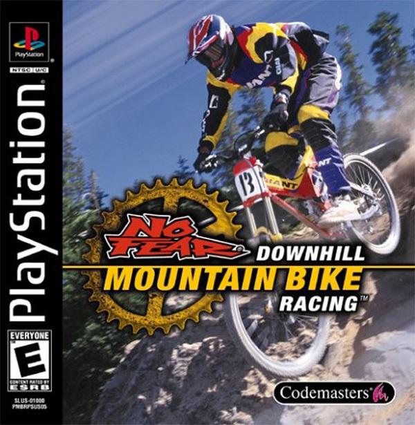 No Fear Downhill Mountain Bike