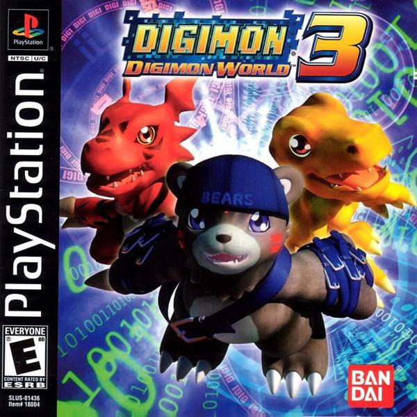 Digimon World 3
