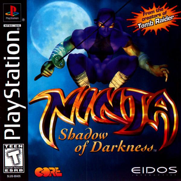 Ninja: Shadow of Darkness
