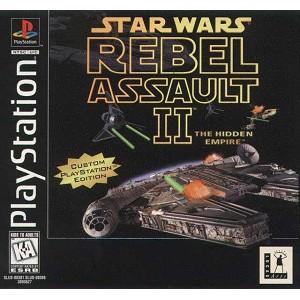 Star Wars: Rebel Assault II 2
