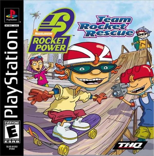 Rocket Power Team Rocket
