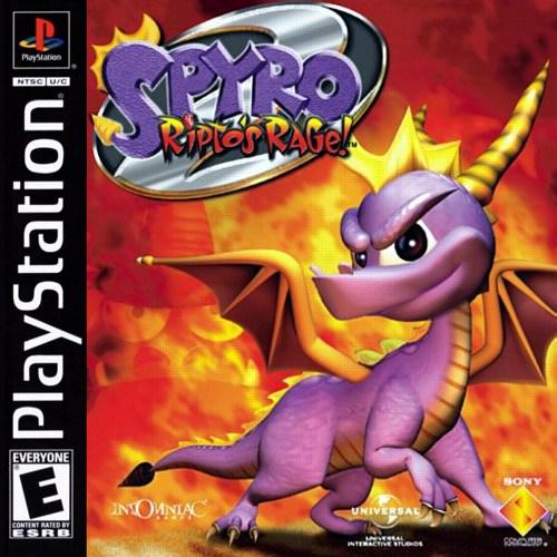 Spyro 2: Riptos Rage