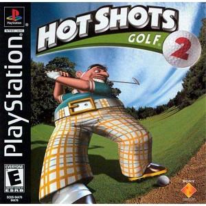 Hot Shots Golf 2