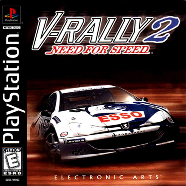V Rally 2: Need for Speed