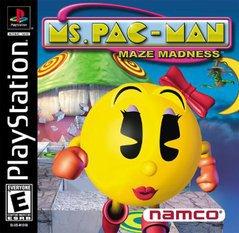 Ms. Pac Man: Maze Madness