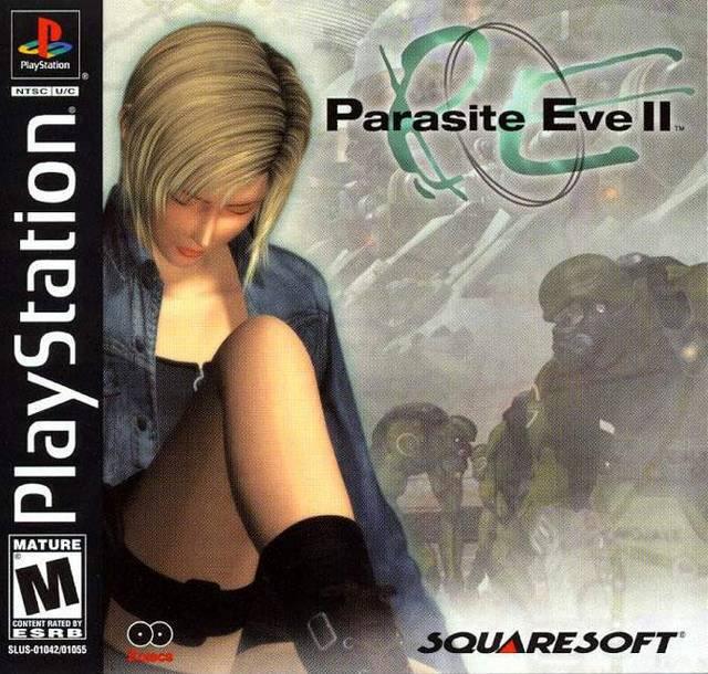 Parasite Eve II 2