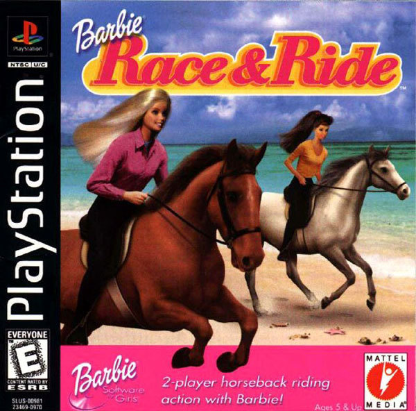 Barbie Race and Ride